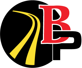 Brown's Paving Alternative Logo