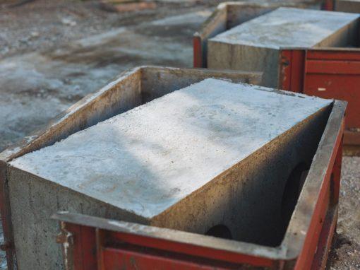Concrete Block Forms